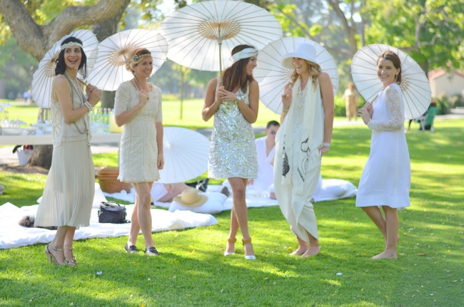 What To Wear To A Summer Whites Party A Vintage Splendor