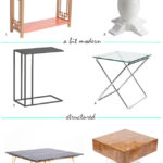 Design Crush: Accent Tables