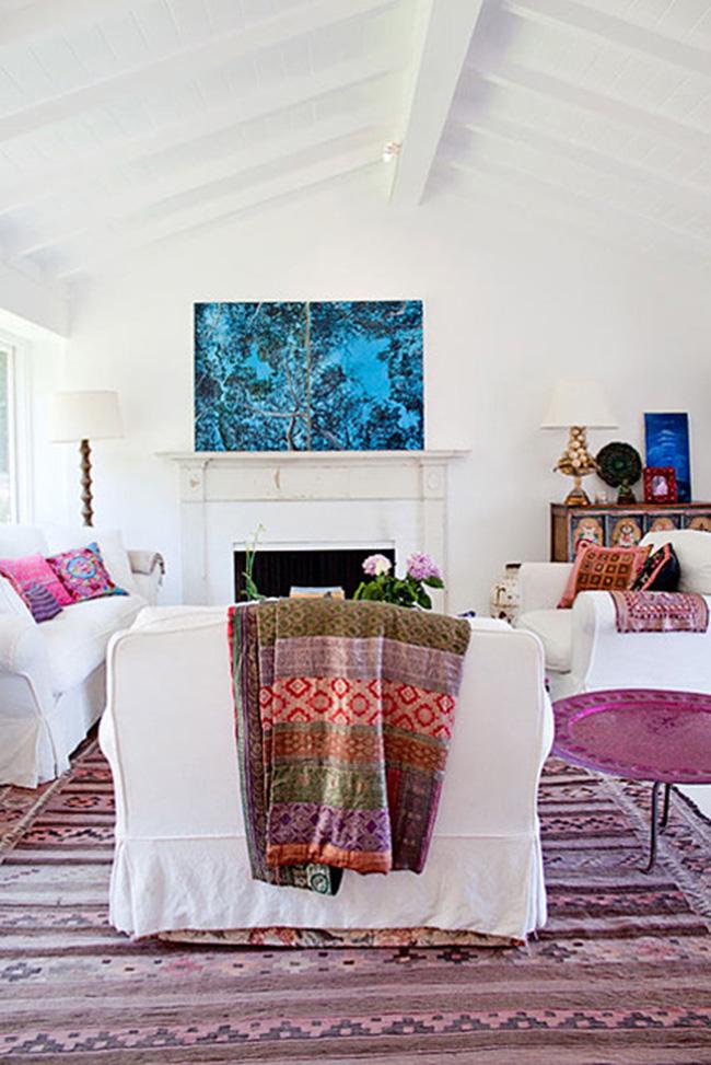Kilim Rug Living Room