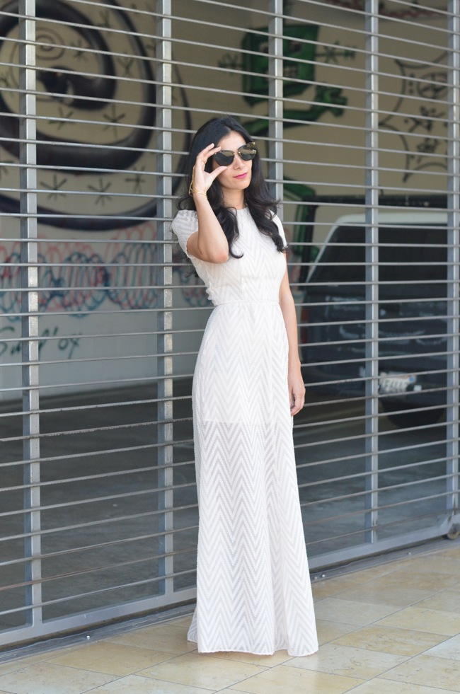 reformation maxi dress