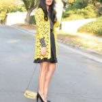 Darling Lace Coat
