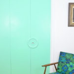 DIY Decorative Closet Doors