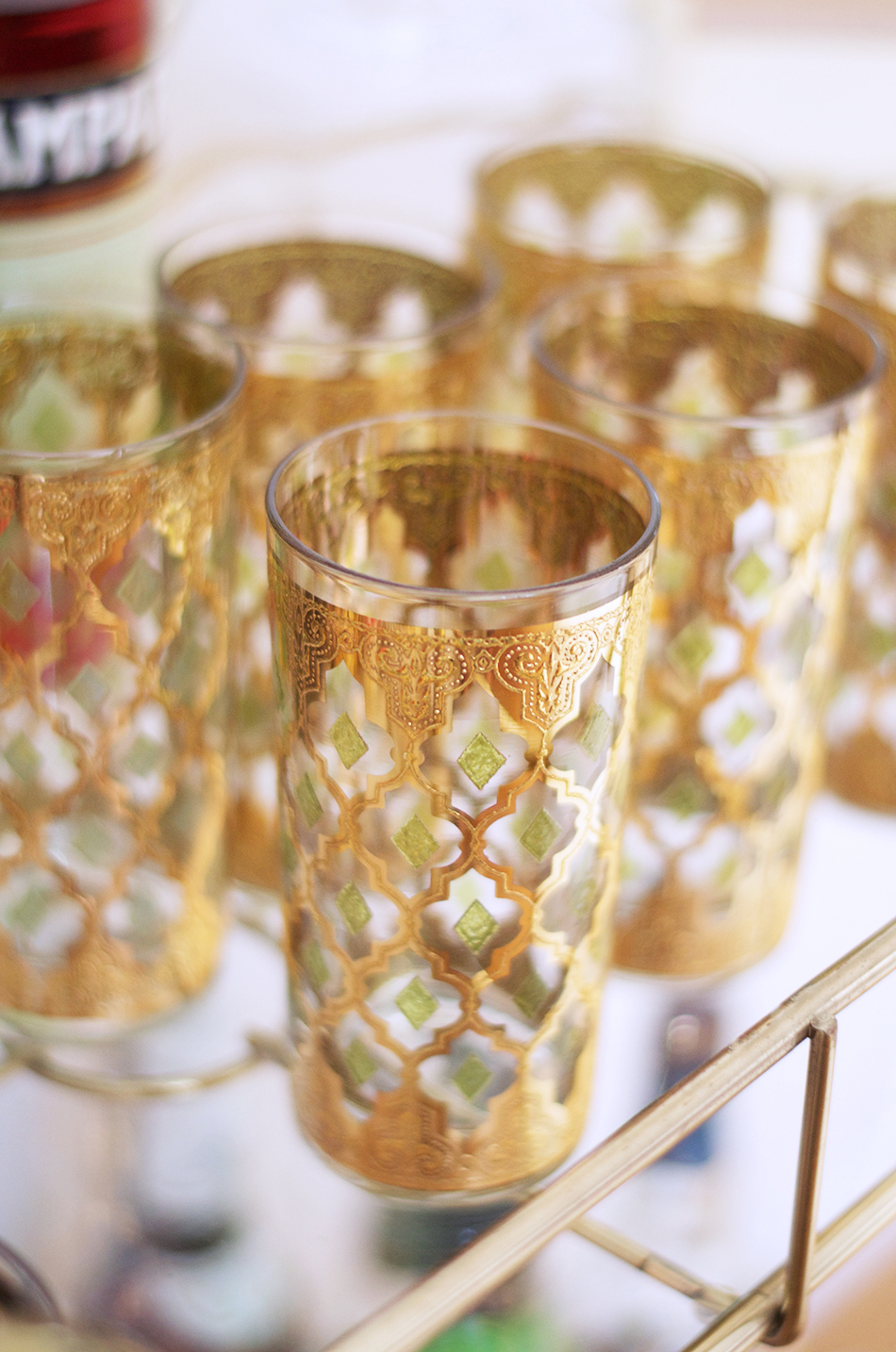 Culver Drinking Glasses
