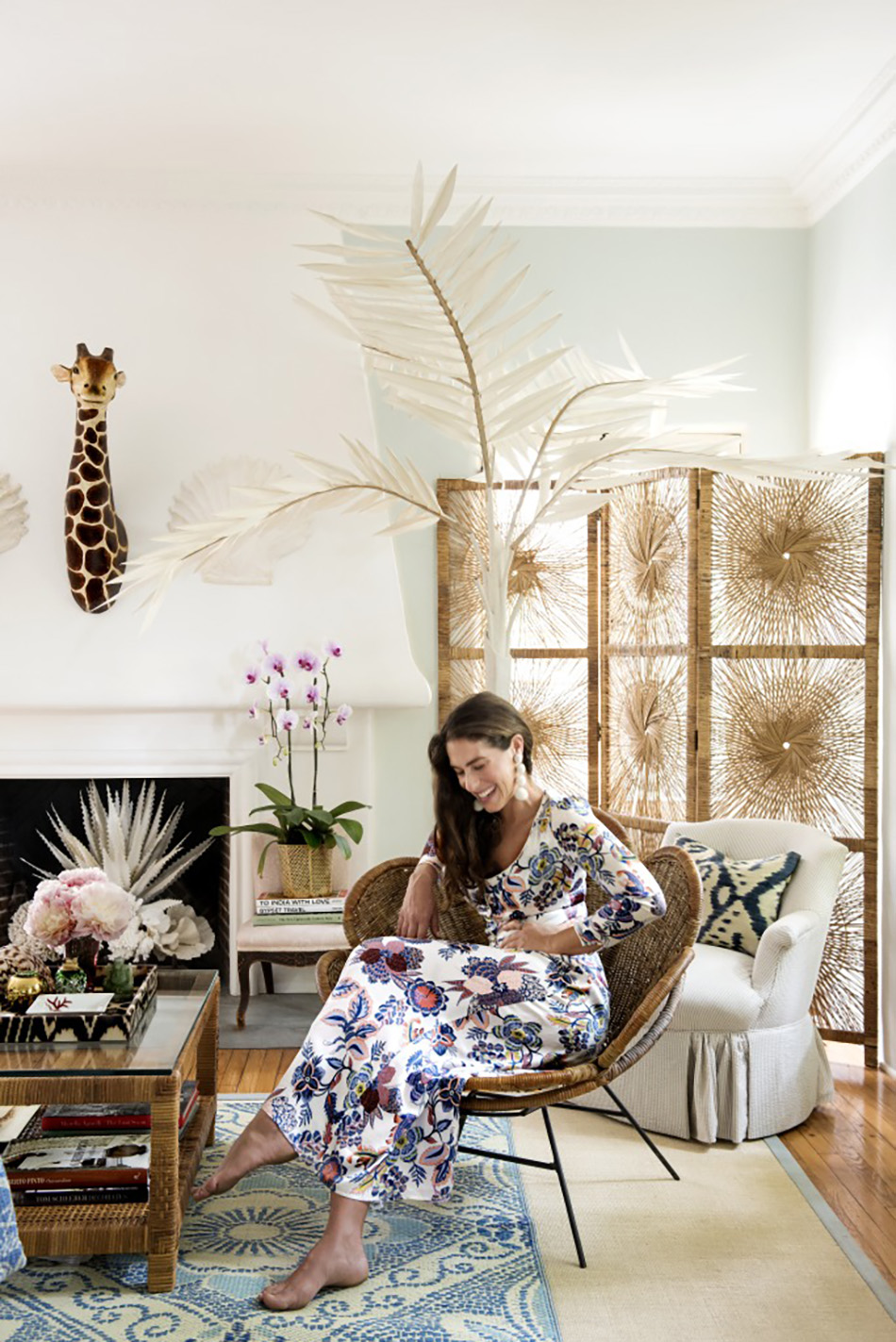 Decorating With Rattan At Home Bedroom Living Room And