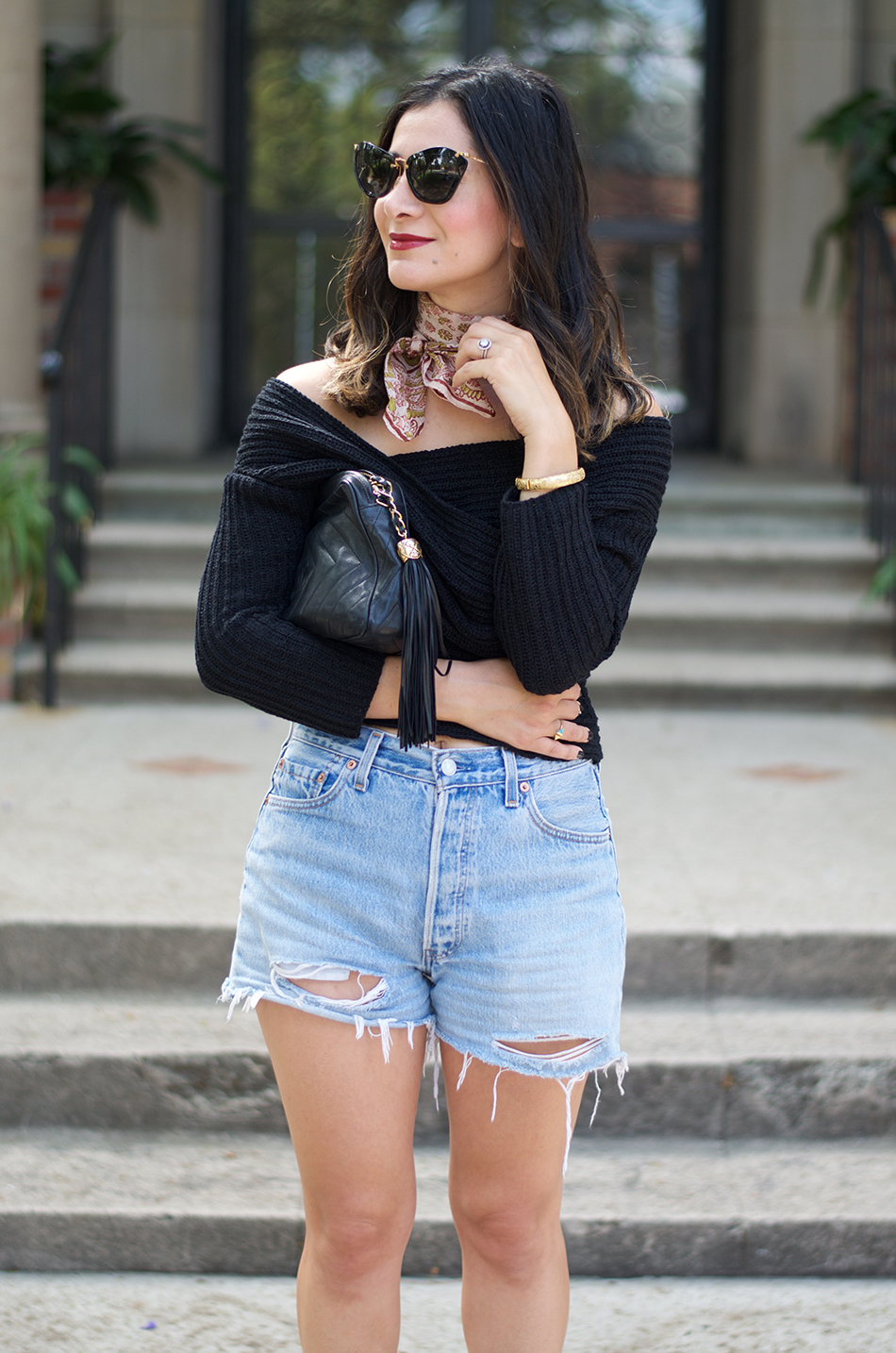 how to wear vintage levis