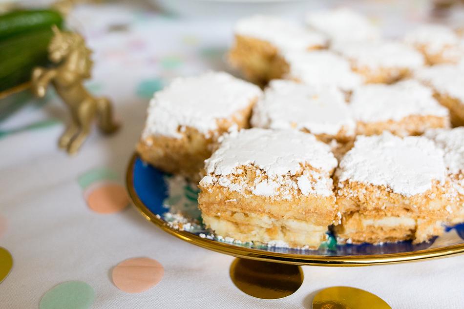 unicorn party dessert