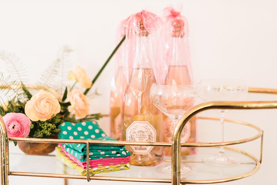 sofia champagne