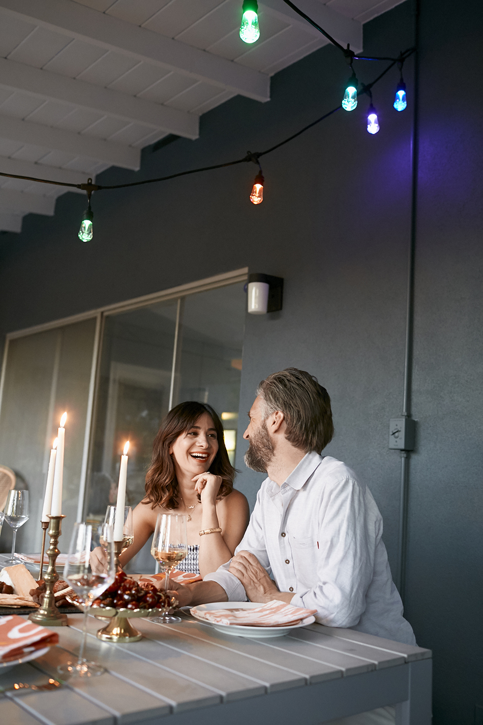Outdoor Entertaining How To Plan The Perfect Dinner Party