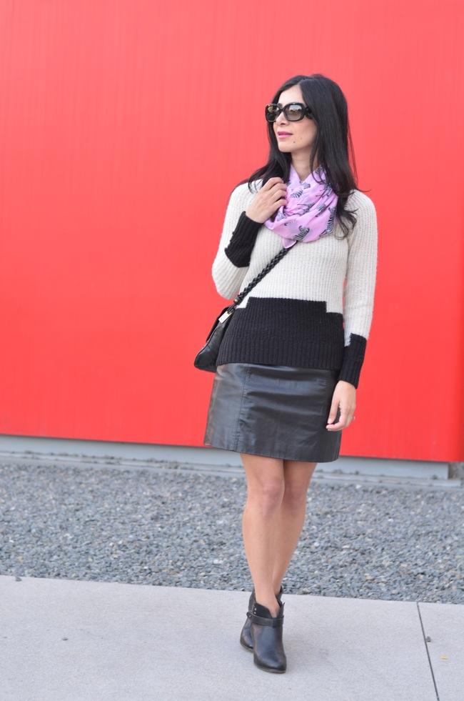 leather skirt 4