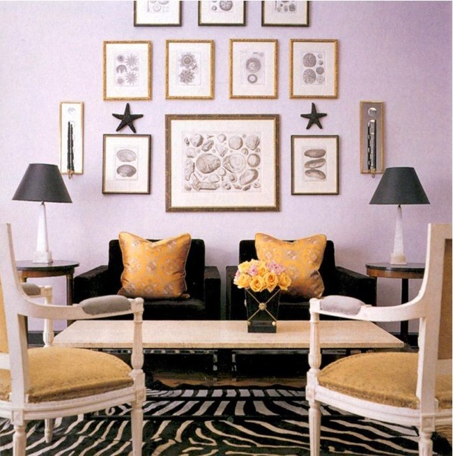 Radiant Orchid Home Decor: Radiant Orchid Decor