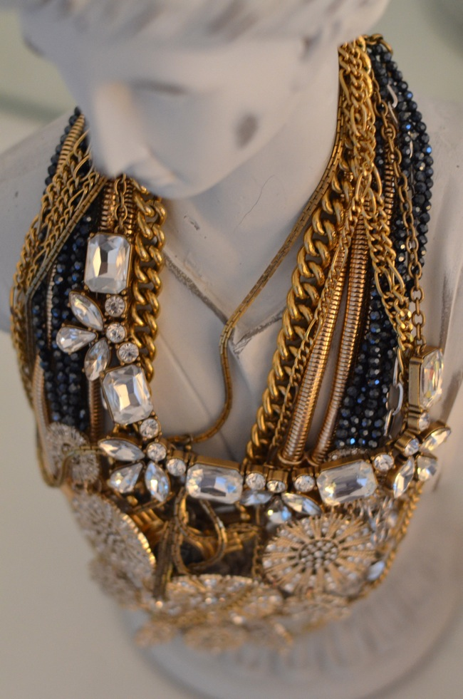 Shop For Busts And Statement Necklaces: