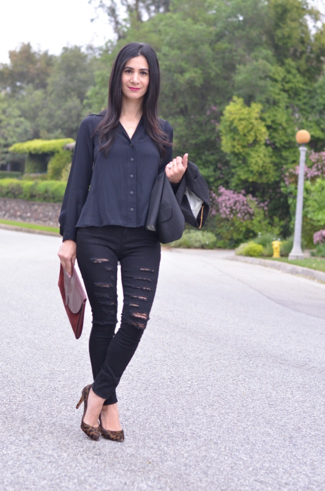 jaleh blouse