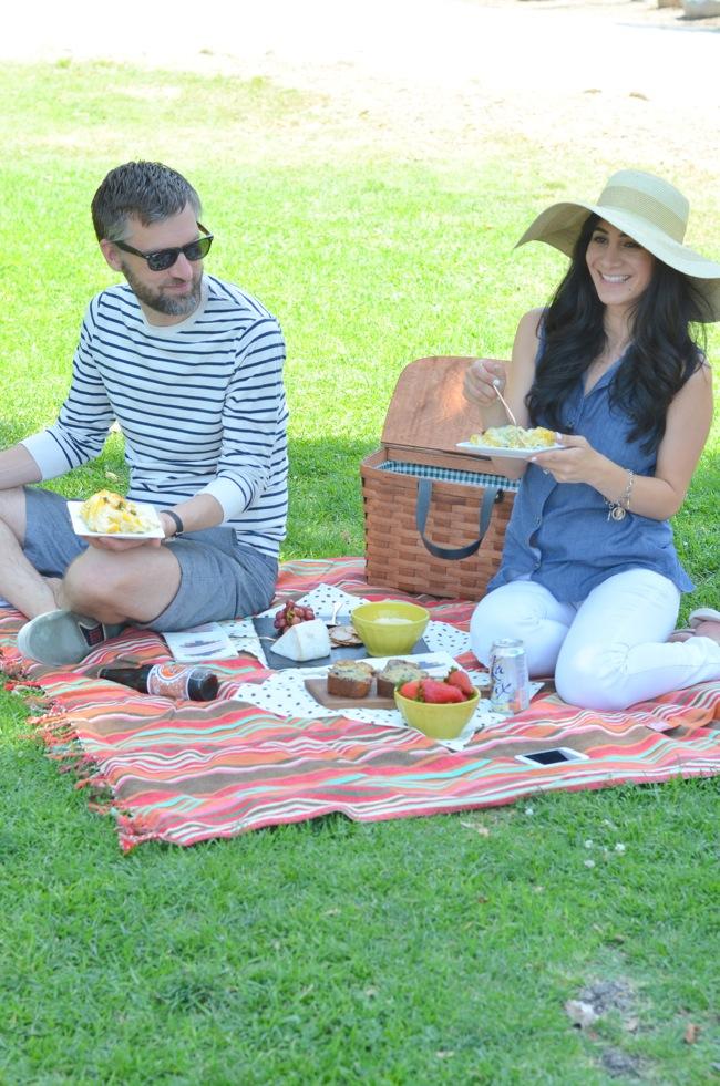 annette alan picnic