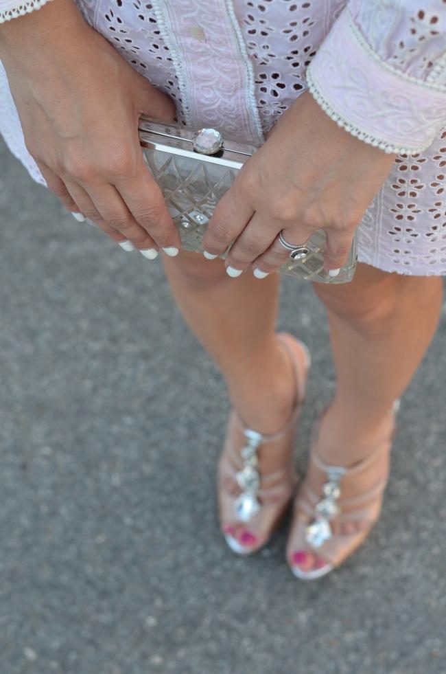 miu miu blush heels