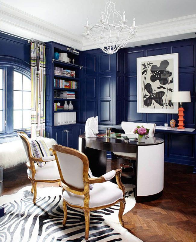 20 Inspiring Home Office Design Ideas For Small Spaces: Home Office Inspiration