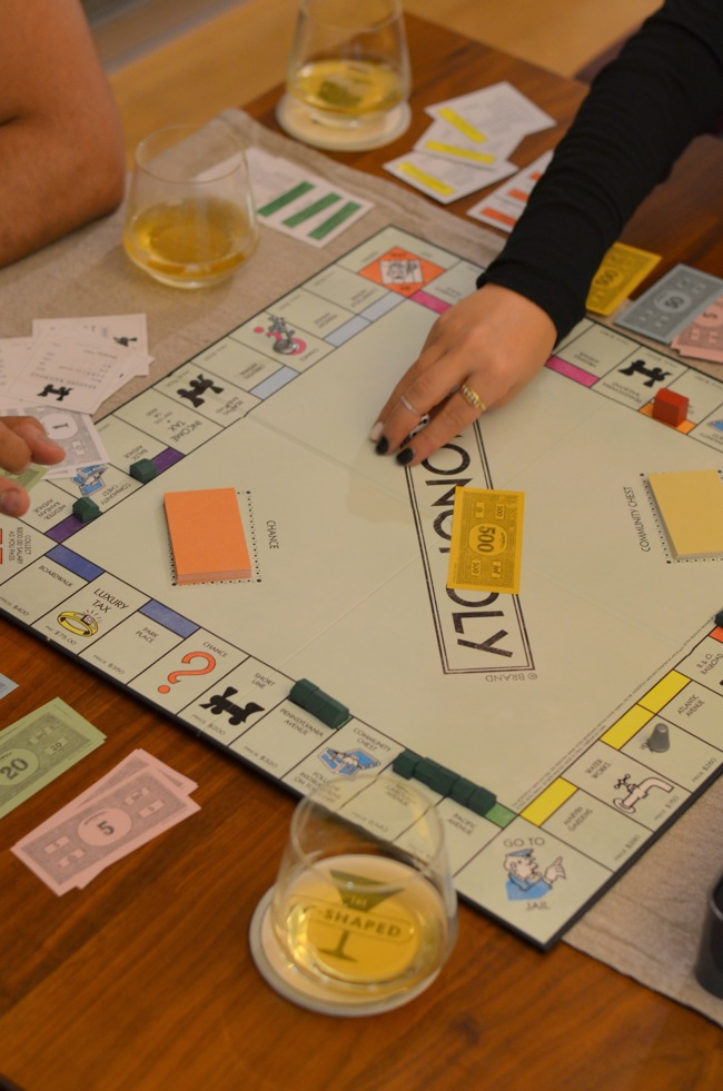 monopoly game night