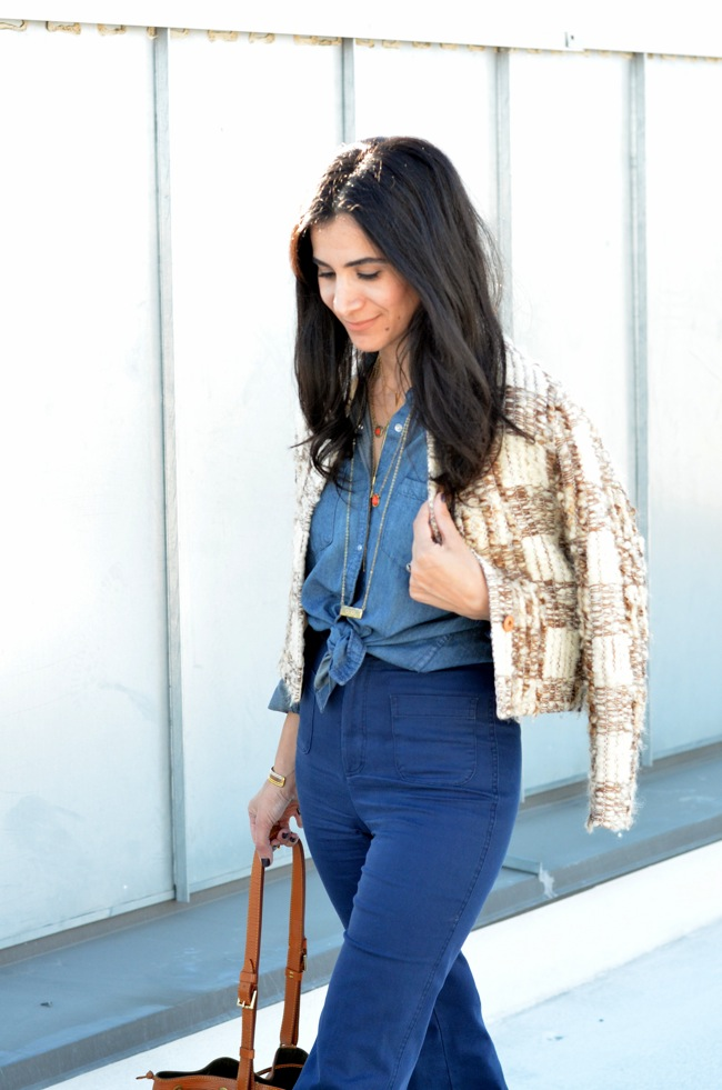 vintage fashion outfit