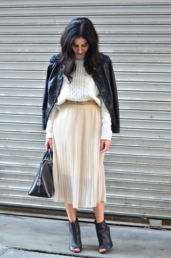 44fa233572 Midi Skirt for Winter