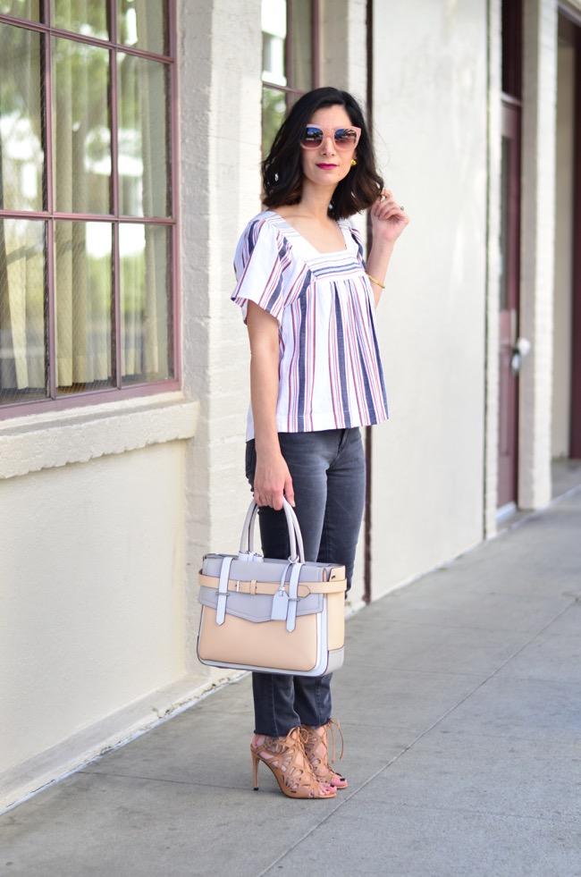 trendy LA outfits