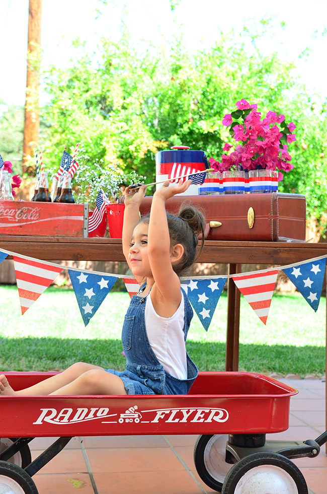radio flyer fourth of july