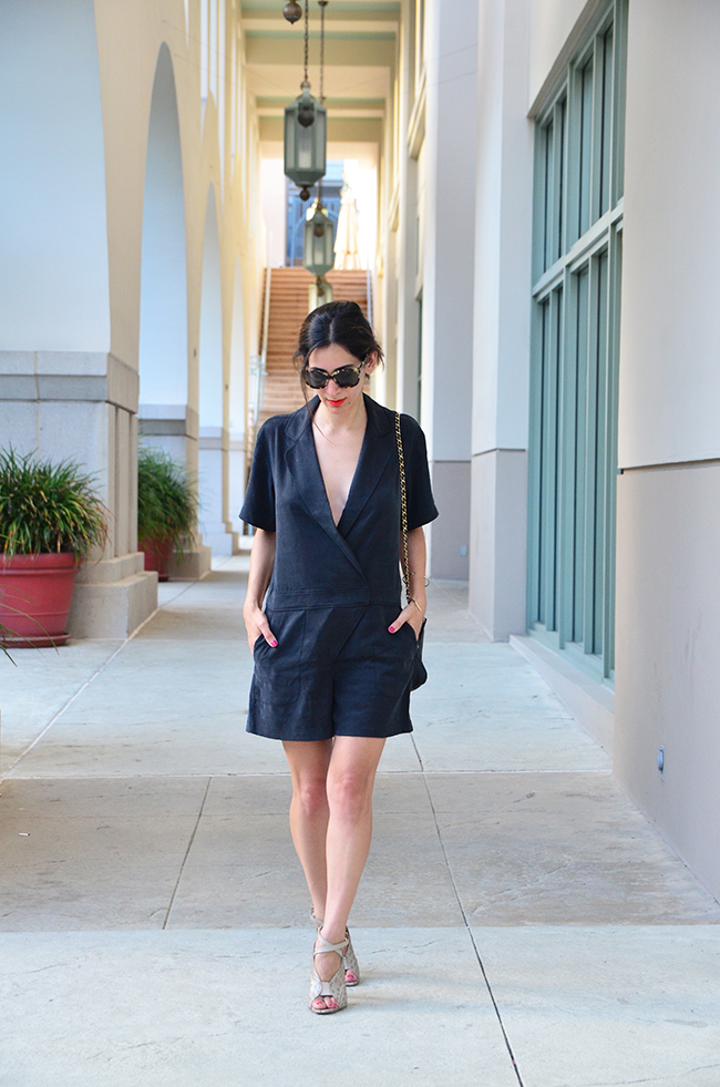 trendy rompers for fall