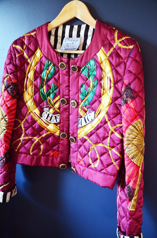 vintage designer fashion