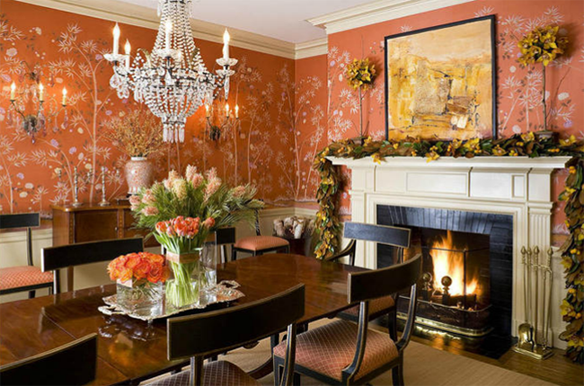 de Gournay Chinoisere Collection