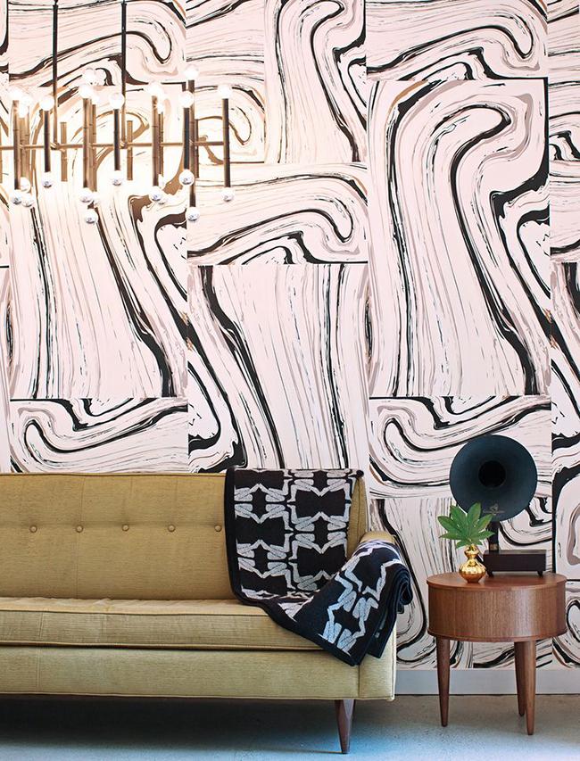 drop it modern wallpaper