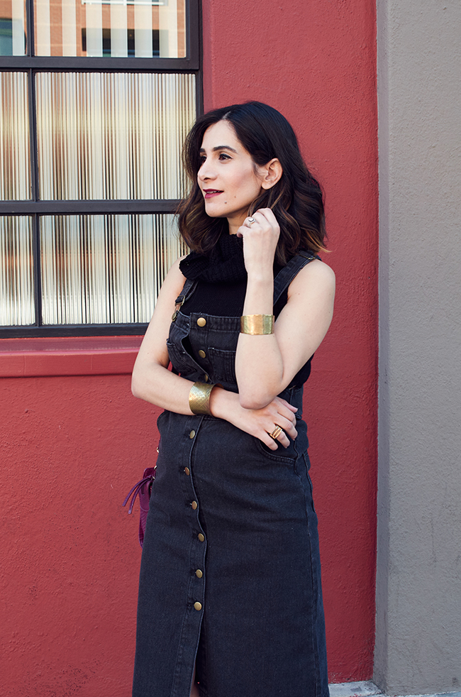 trendy black outfits