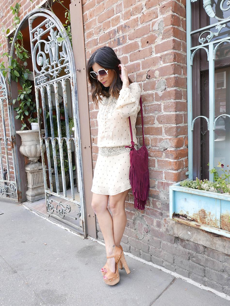 boho dresses for spring