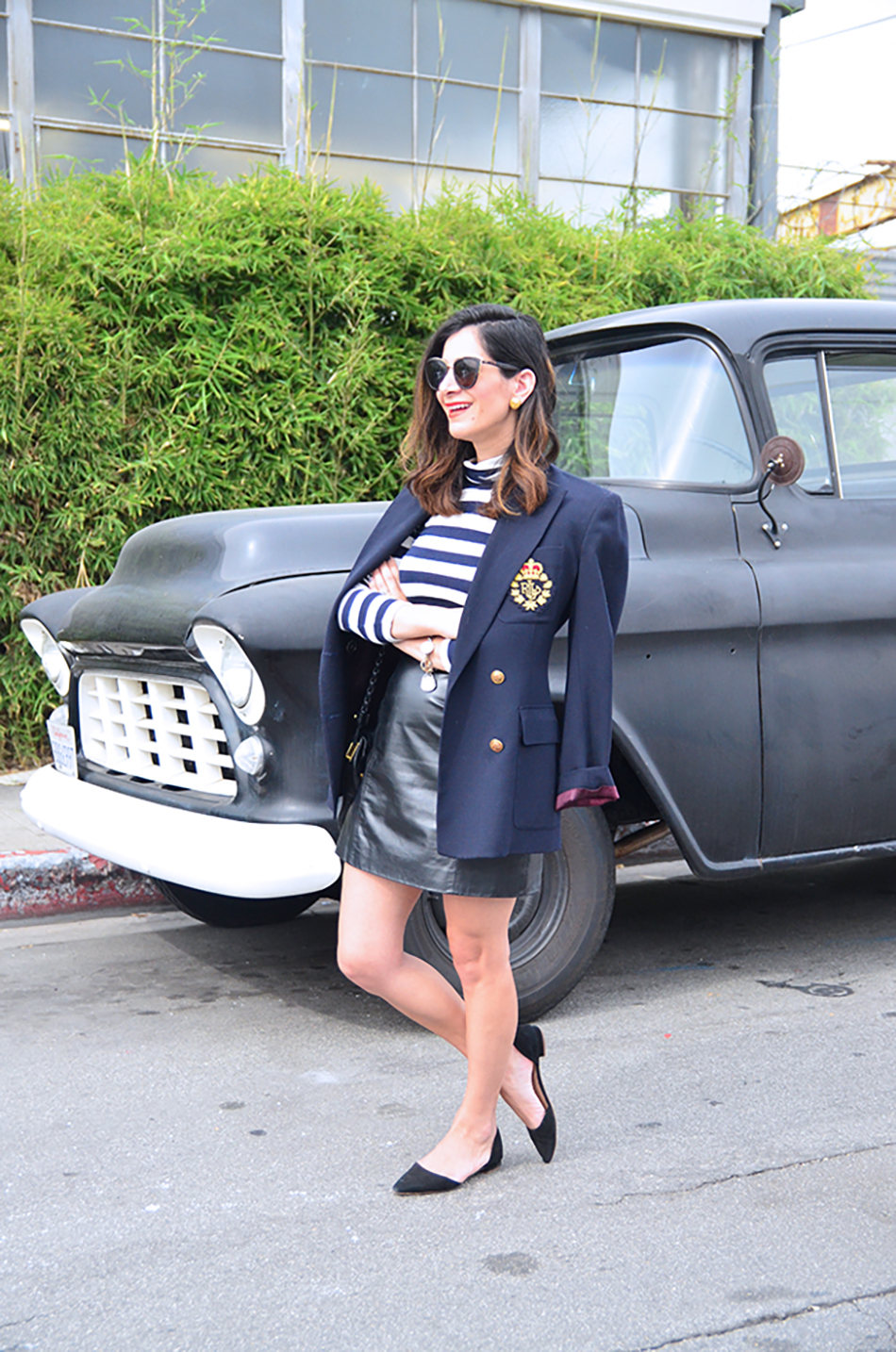 How To Wear Vintage When Pregnant
