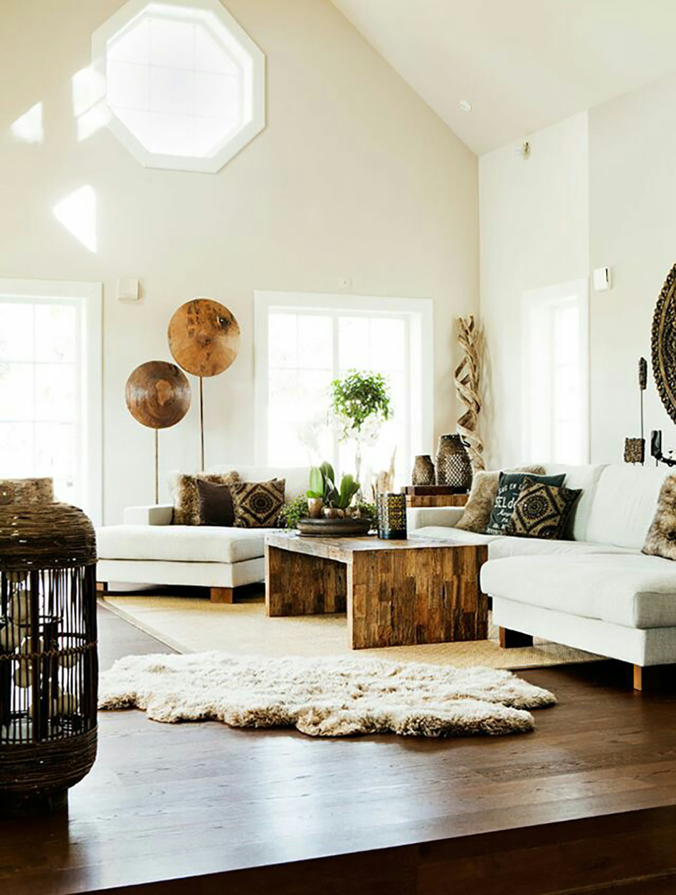 Modern Boho Interiors - Colorful, Layered and Modern Spaces on Modern Boho Decor  id=62989