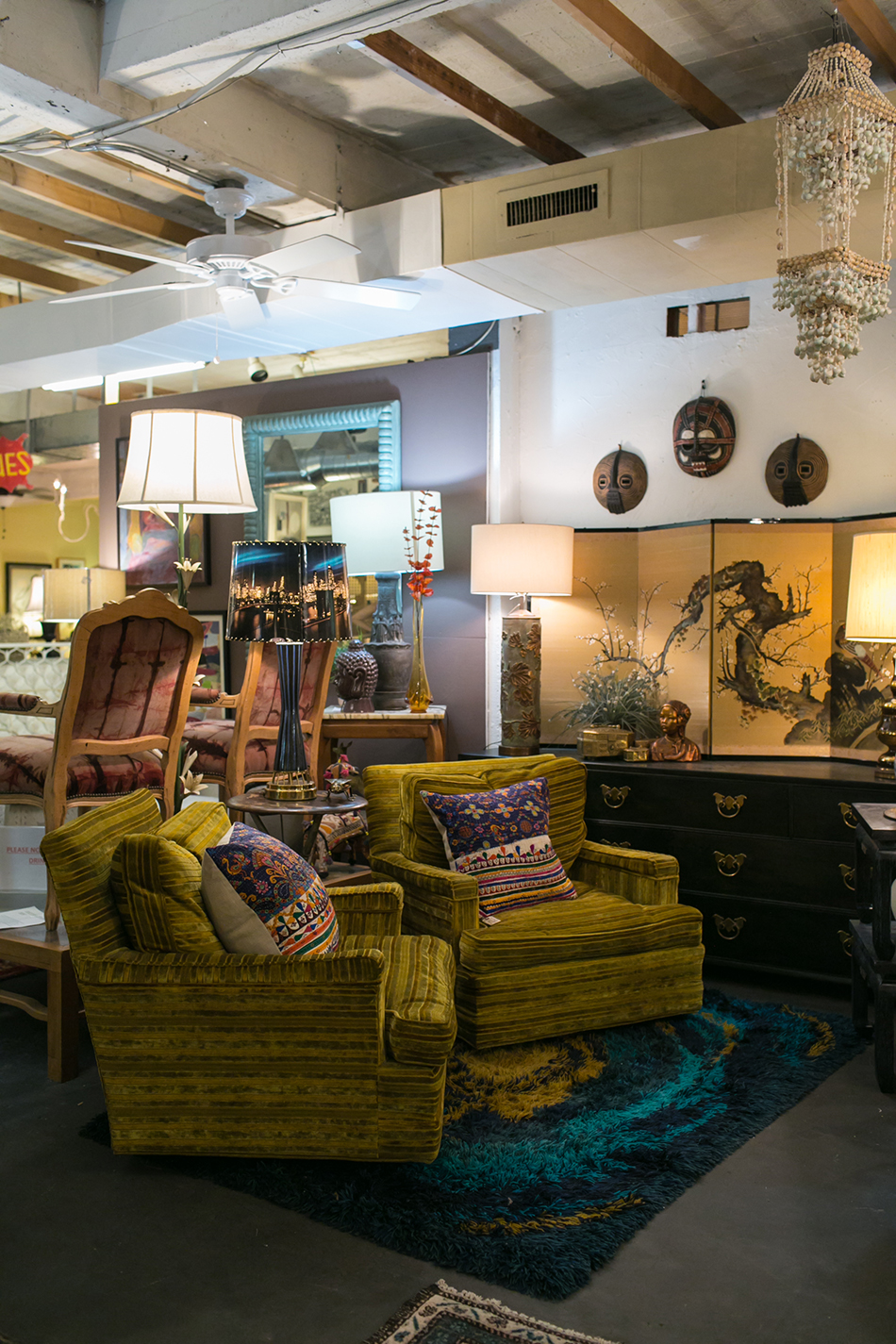 My Favorite Vintage Shops In Pasadena