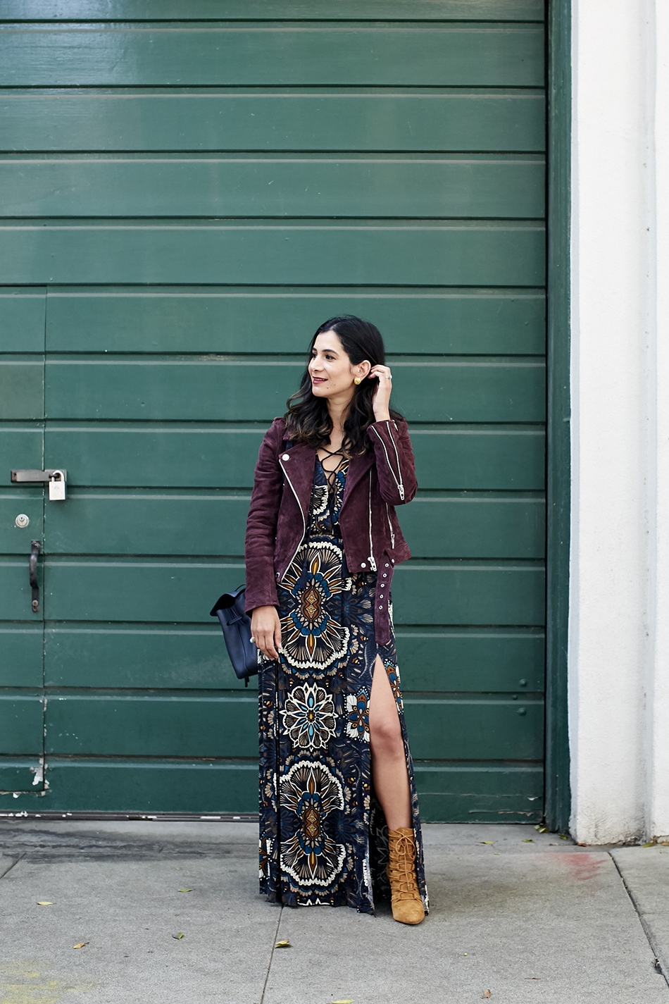 Fashion week Dress maxi in winter how to wear for lady
