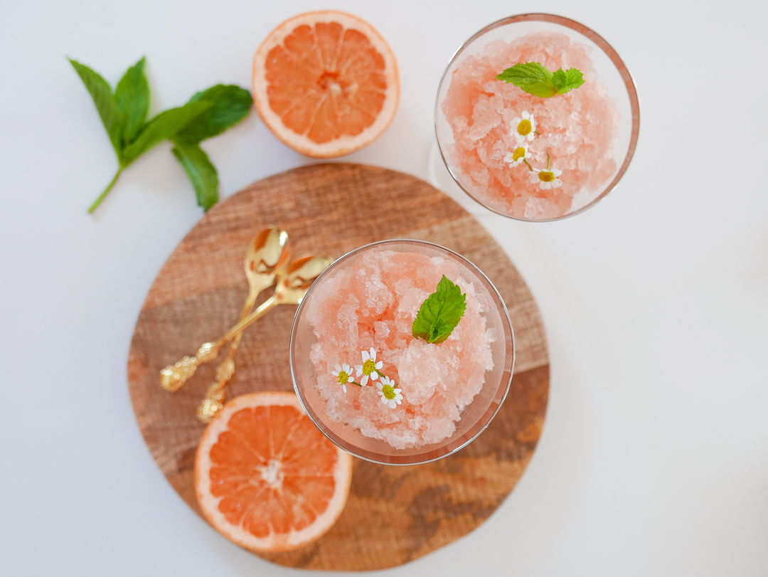 grapefruit granita recipe