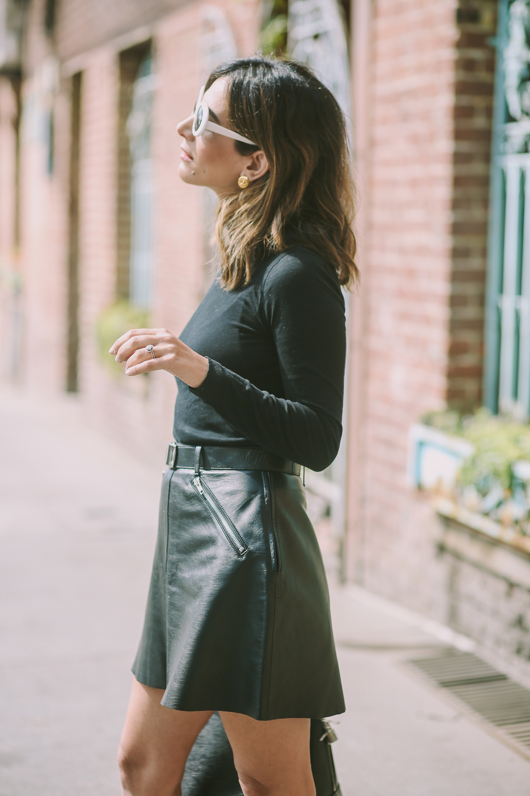 how to style a turtleneck outfit ideas
