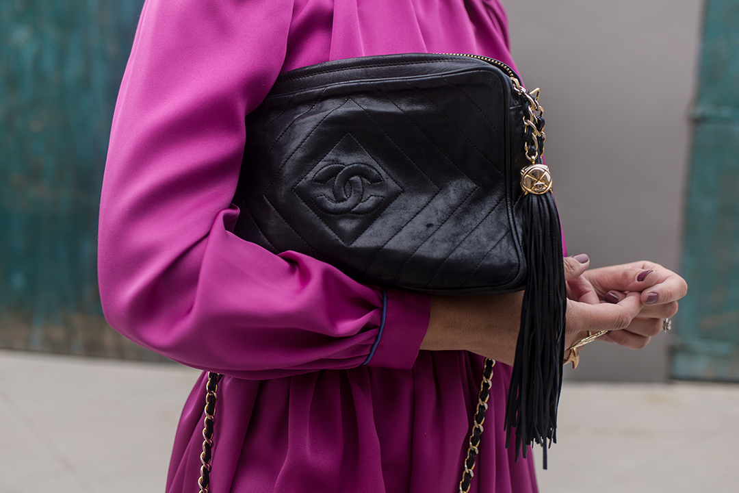 how to buy a vintage chanel bag