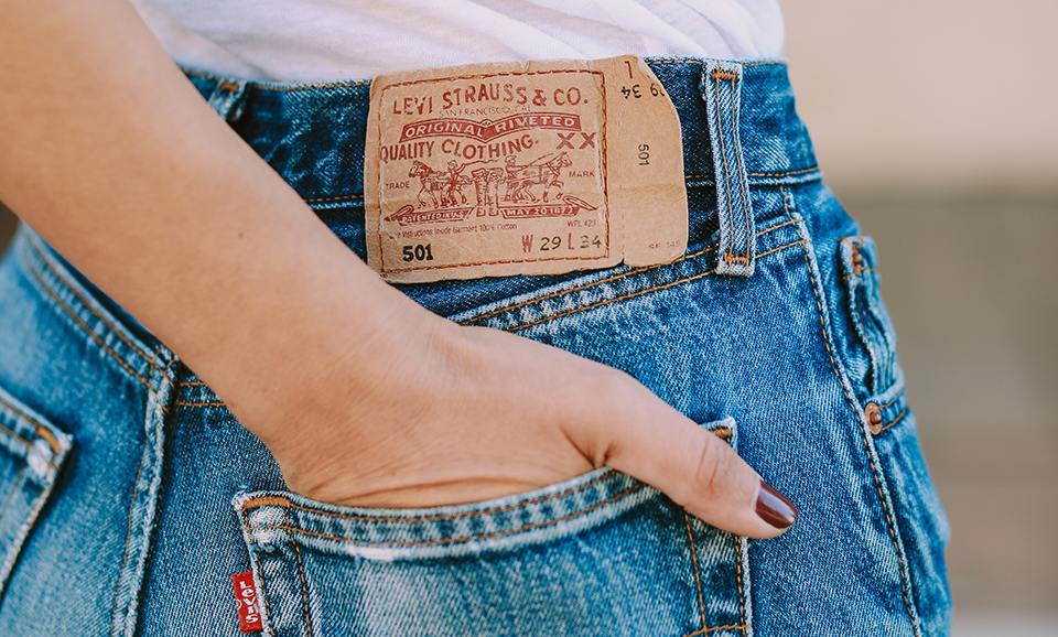 cd55a10a A Guide to Vintage Levi's - Everything You Ever Needed to Know!