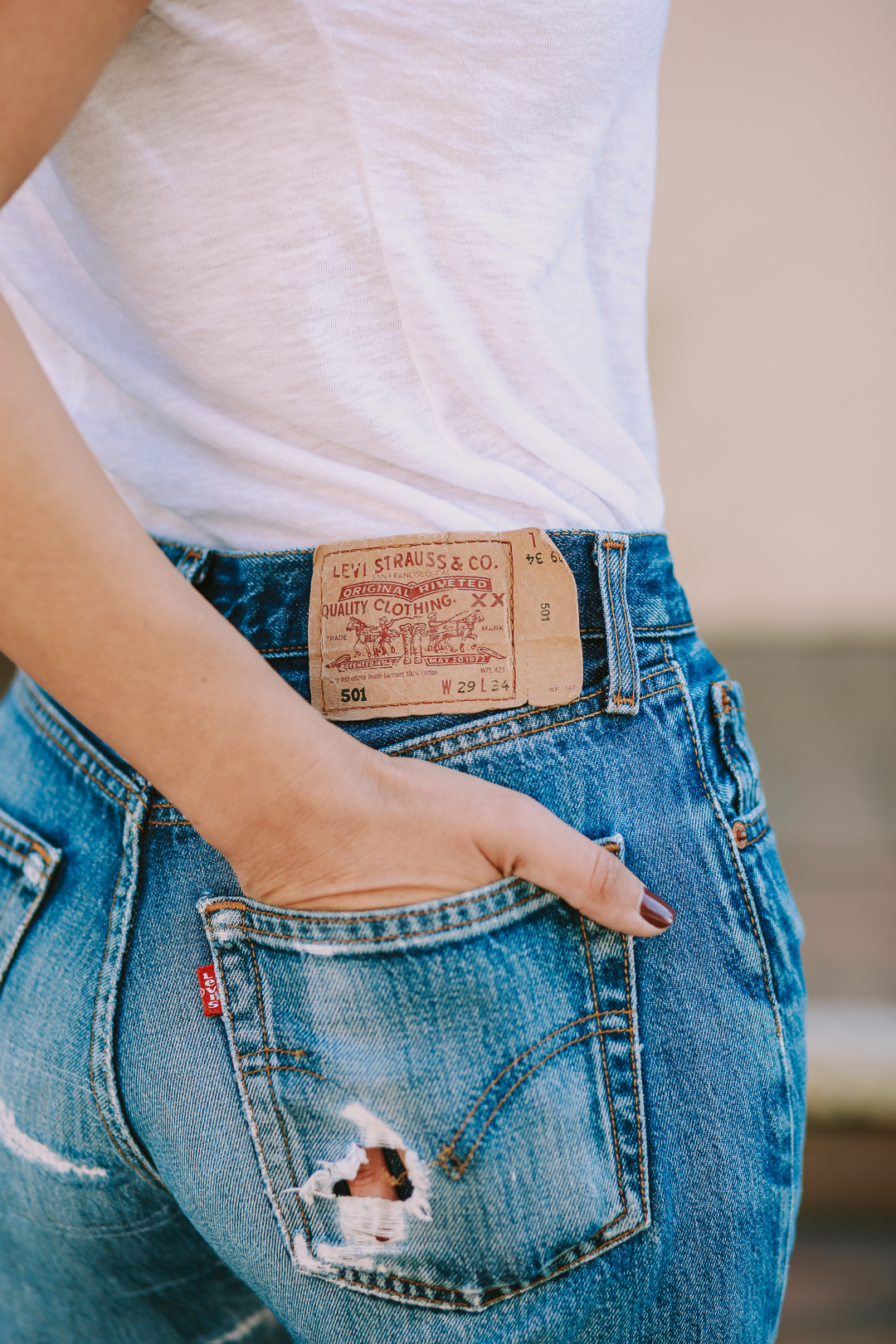 249debe9 A Guide to Vintage Levi's - Everything You Ever Needed to Know!