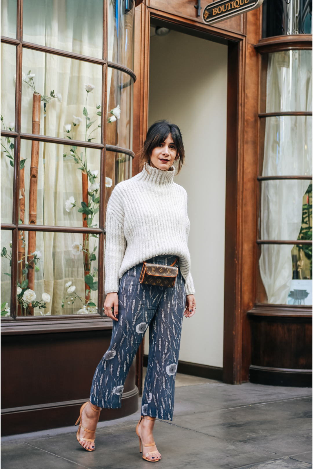 how to style palazzo crop pants outfit ideas