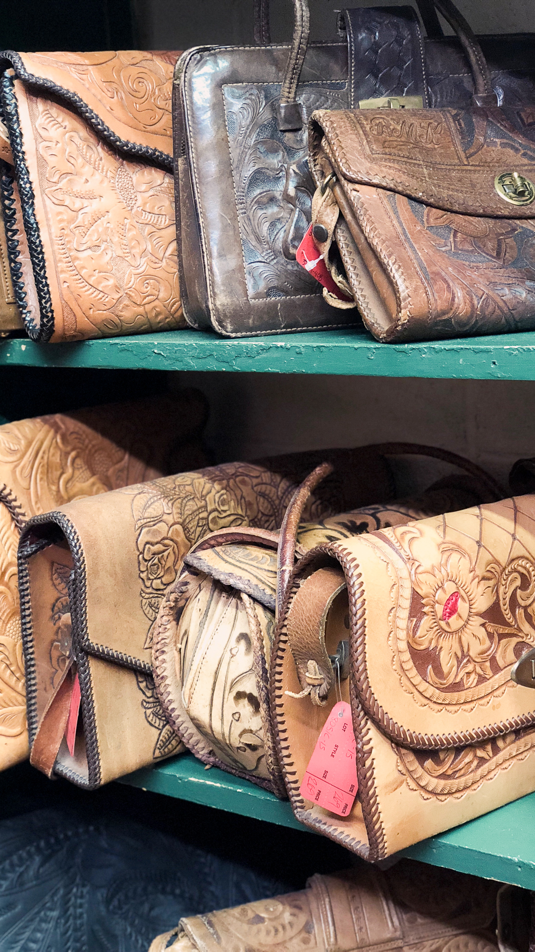 santa fe vintage shopping guide