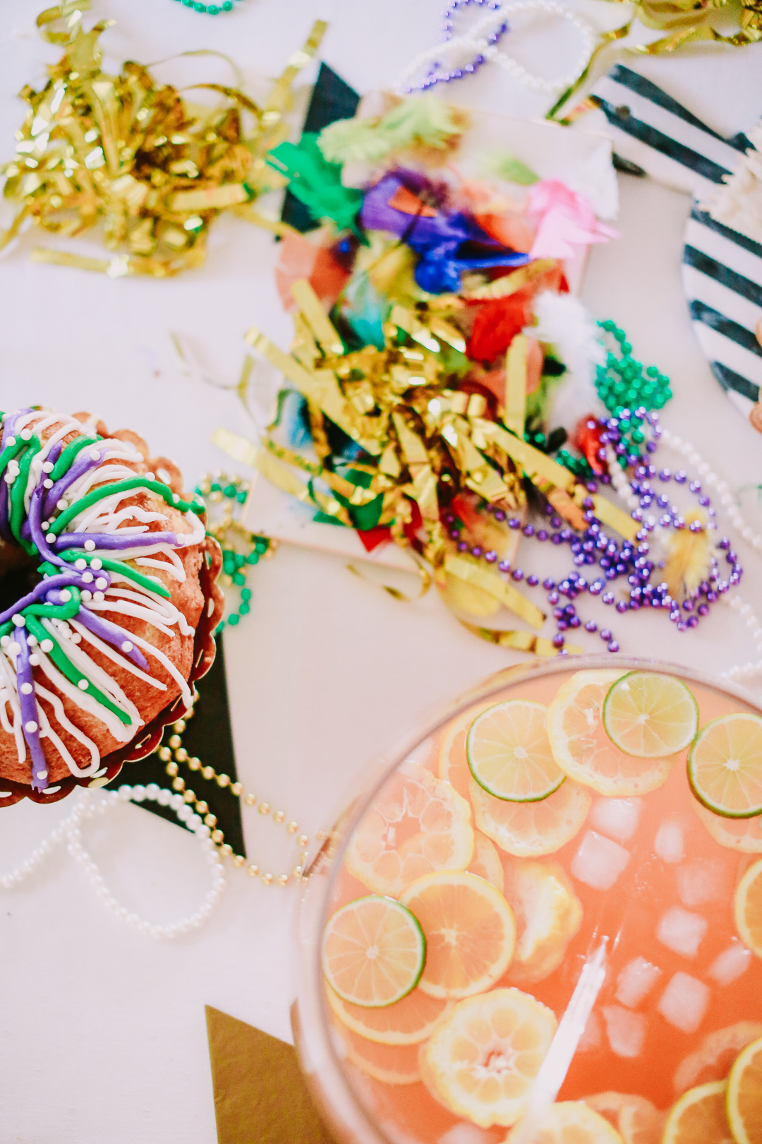 mardi gras party ideas diy