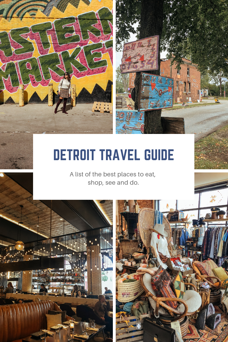 detroit travel guide what to do in detroit