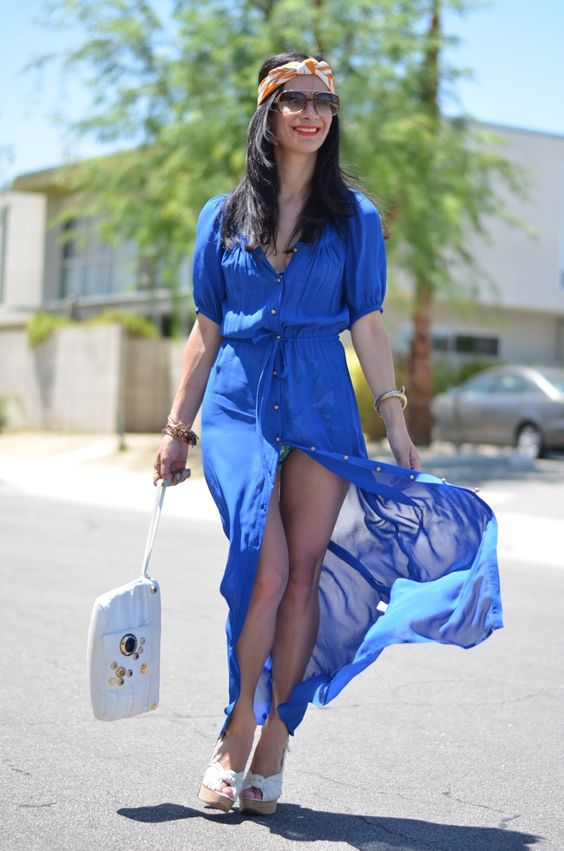 what to wear to a palm springs pool party