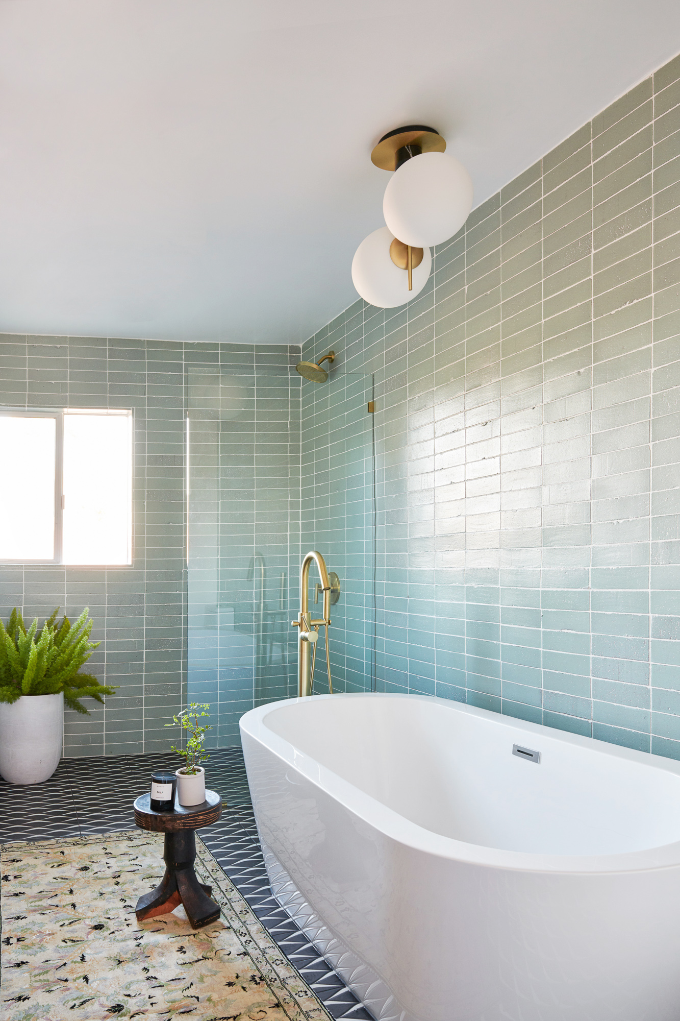 mid century modern bathroom remodel ideas