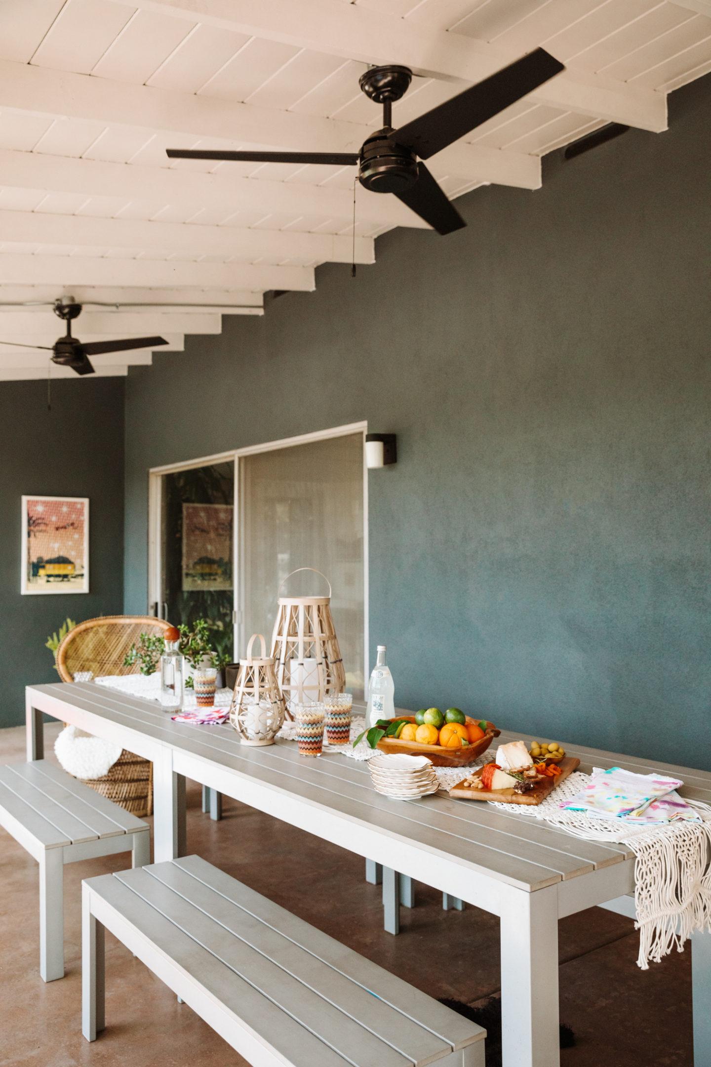 Modern Bohemian Patio Decor ideas