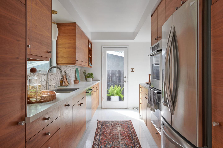 ikea & semihandmade kitchen