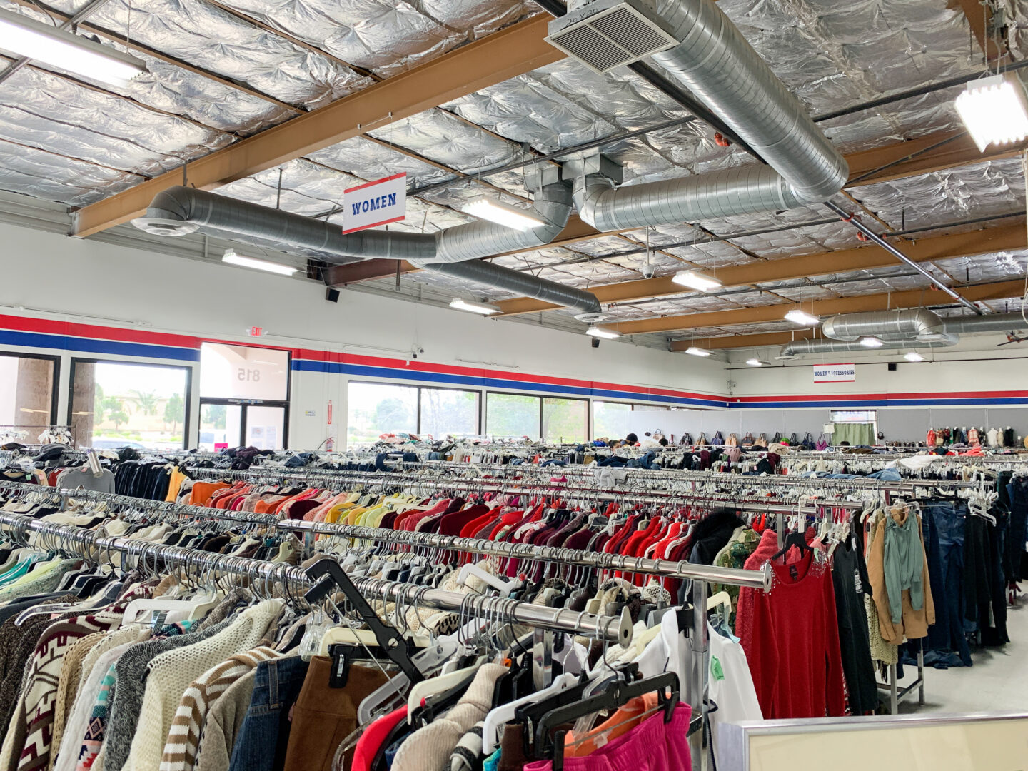 Thrifting Safely During Corona
