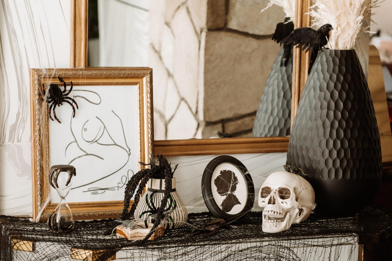 spooky halloween aesthetic