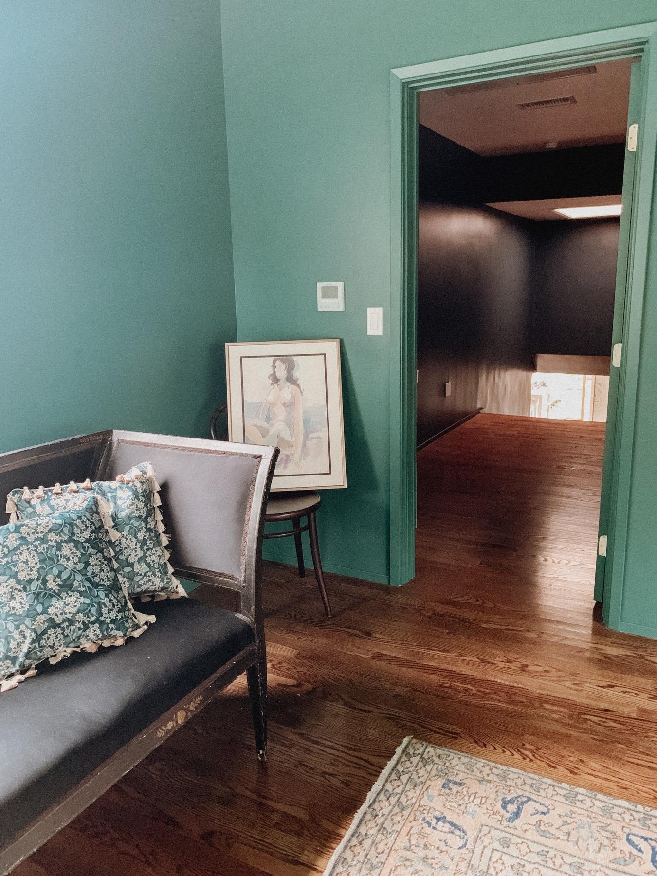 a vintage splendor one room challenge